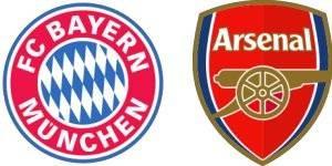 Прогноз на матч Бавария – Арсенал 4/11/2015 (Лига Чемпионов 2015 2016)