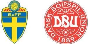 Прогноз на игру Швеция — Дания 14/11/2015 (Стыковые матчи Евро-2016)