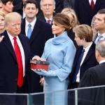 Donald_Trump and Melania Trump