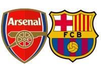 Ставка и прогноз на матч Арсенал - Барселона 23 февраля