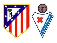 Прогноз на матч Атлетико Мадрид – Эйбар 6/02/2016