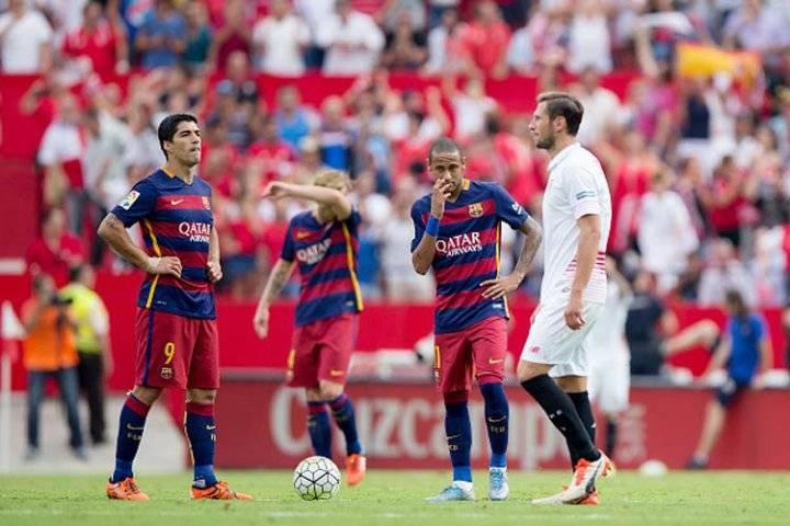 Прогноз и ставка на матч Барселона - Севилья