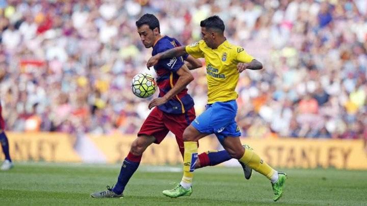 Ставка и прогноз на матч Лас-Пальмас - Барселона 20 февраля