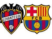 Прогноз на матч Леванте – Барселона 7/02/2016