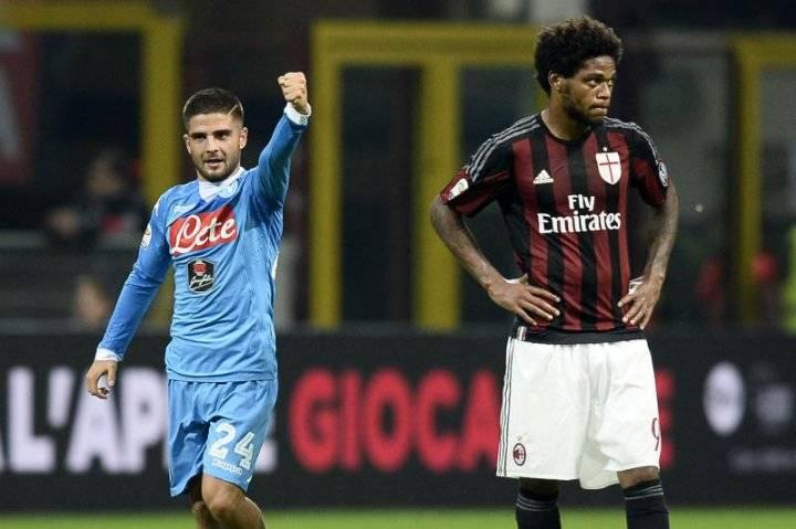Прогноз и ставка на матч Наполи - Милан 22 февраля