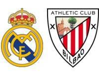 Прогноз на игру Реал Мадрид – Атлетик 13/02/2016