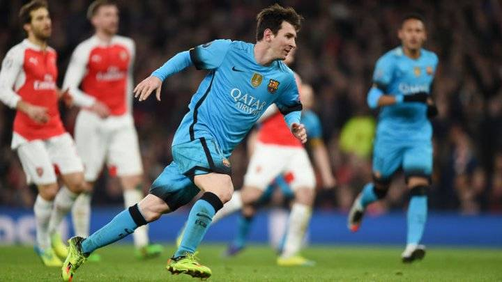 Прогноз и ставка на матч Барселона - Арсенал 16 марта