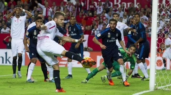 Прогноз и ставка на матч Реал - Севилья