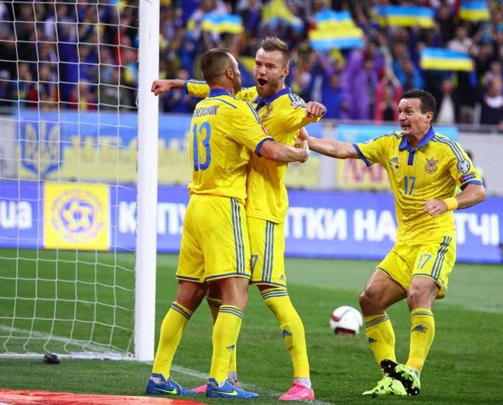 Ставка и прогноз на игру Украина - Кипр