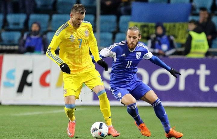 Прогноз на матч Украина - Уэльс