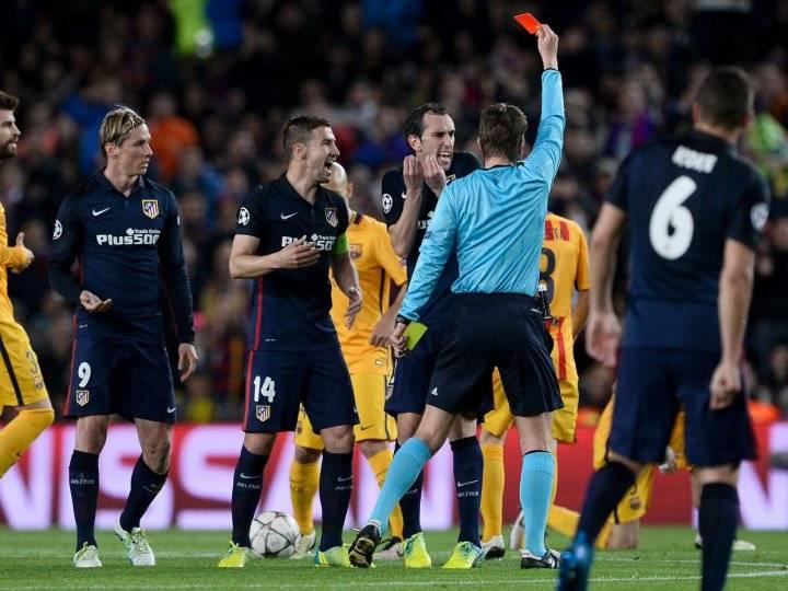 Атлетико - Барселона: прогноз и ставка