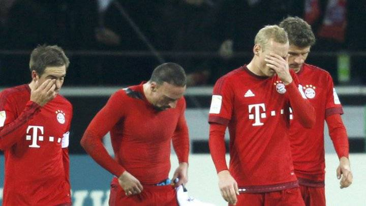 Прогноз и ставка на матч Бавария - Боруссия М