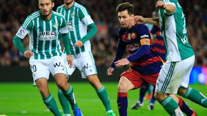 Прогноз на матч Бетис - Барселона