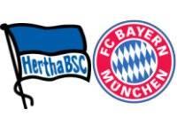 Прогноз и ставка на матч Герта - Бавария 23 апреля
