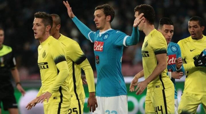 Интер - Наполи: ставка и прогноз на матч