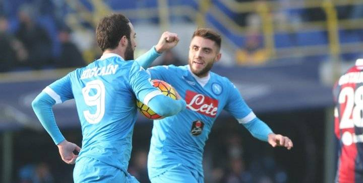 Прогноз и ставка на матч Наполи - Болонья