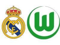 Реал - Вольфсбург 12 апреля