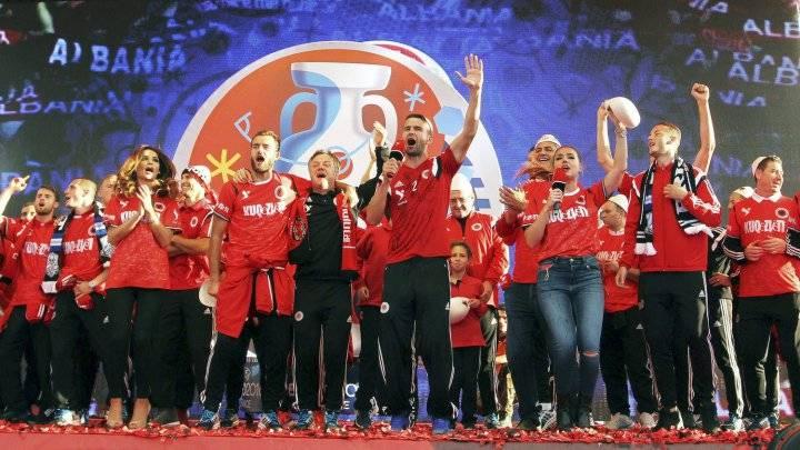 Сборная Албании на Евро-2016