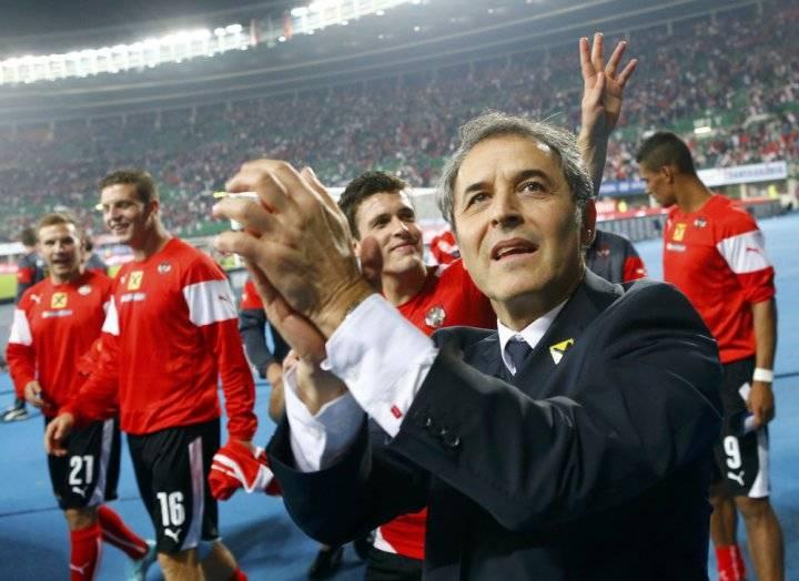 Сборная Австрии по футболу на Евро 2016
