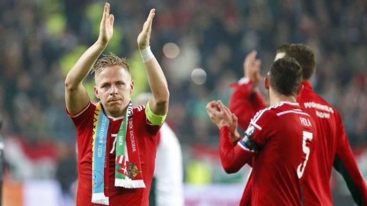 Сборная Венгрии по футболу на Евро 2016