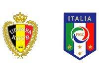 Бельгия - Италия: прогноз и ставка на матч