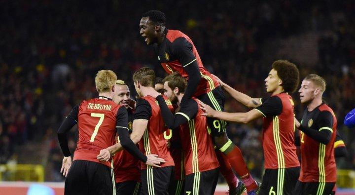 Сборная Бельгии 2016