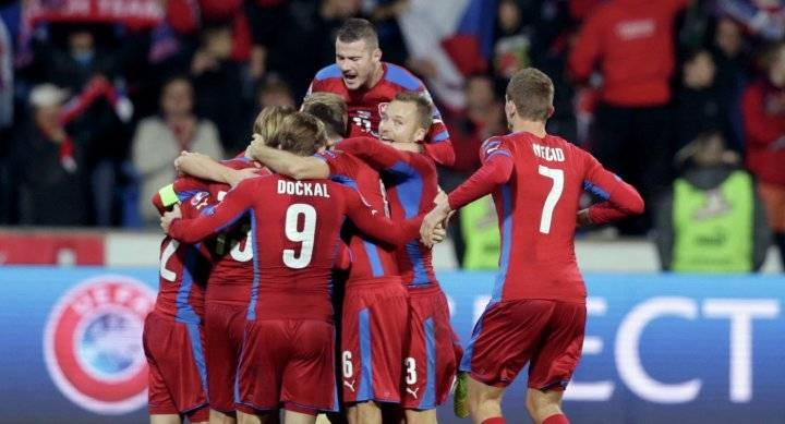 Сборная Чехии на Евро 2016