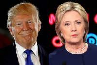 Трамп против Клинтон