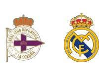 Прогноз и ставка на матч Депортиво - Реал 15 мая