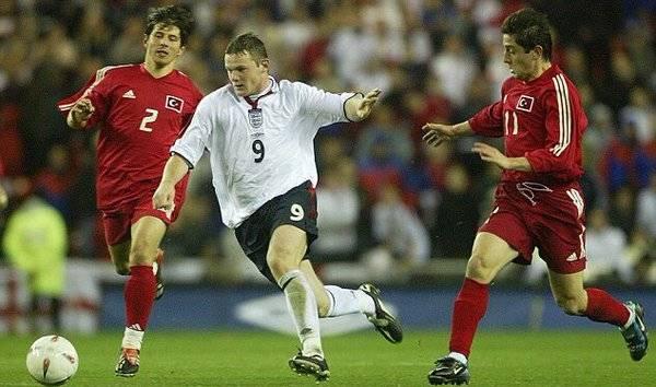 Прогноз и ставка на матч Англия - Турция