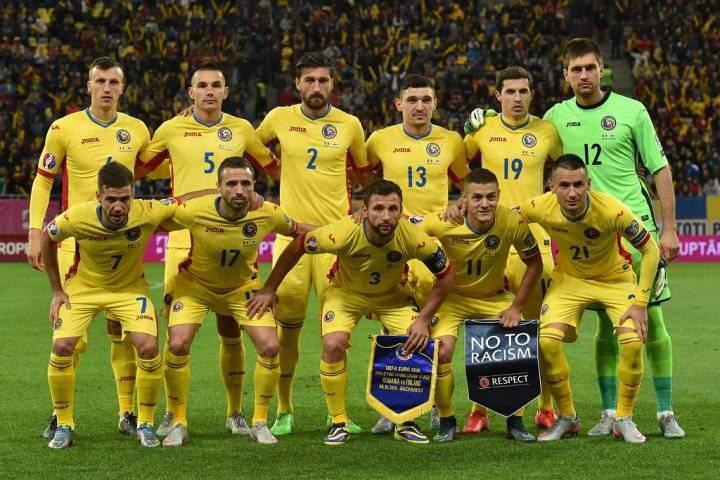 Сборная Румынии по футболу на Евро-2016