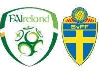 Ирландия - Швеция: прогноз и ставка на матч 13 июня