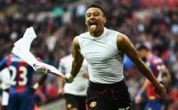 Джесси Лингард : Кубок Англии