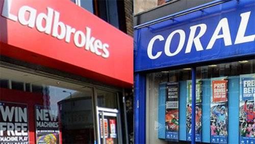 Ladbrokes и Coral продадут 400 магазинов для одобрения слияния