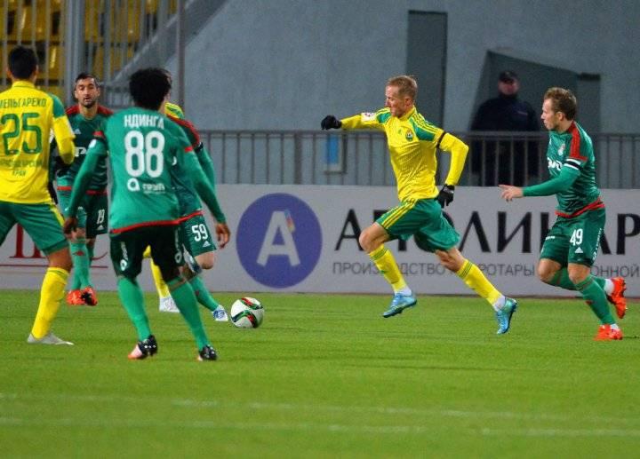 Прогноз и ставка на матч Локомотив - Кубань