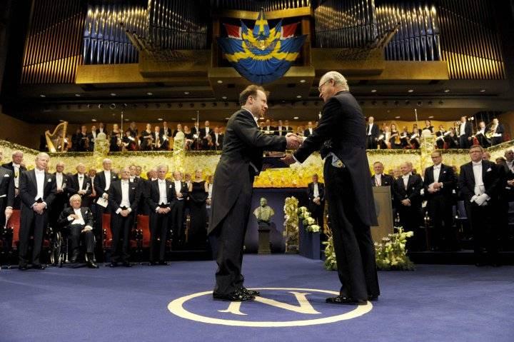 Нобелевская Премия 2016