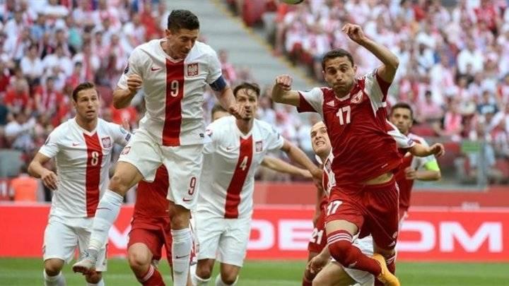Сборная Польши на Евро 2016