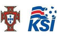 Прогноз и ставка на матч Португалия - Исландия