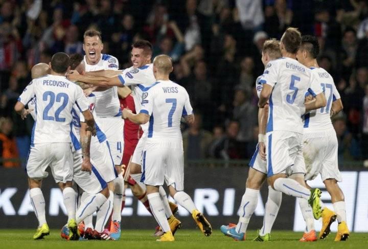 Сборная Словакии Евро 2016
