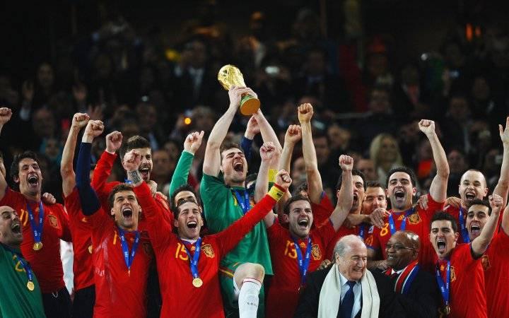 Сборная Испании на Евро 2016