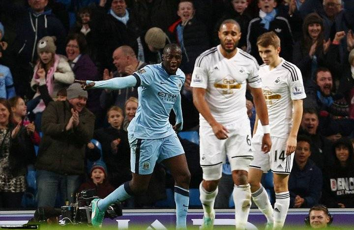 Суонси - Манчестер Сити: прогноз и ставка