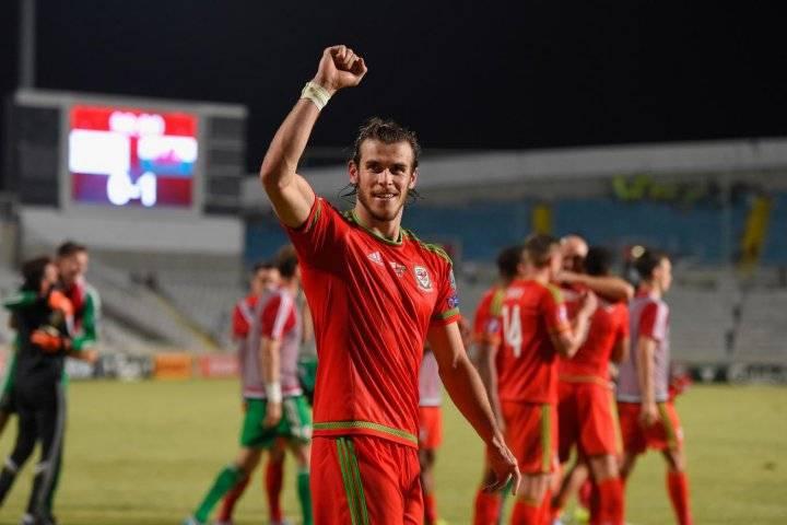 Сборная Уэльса Евро 2016
