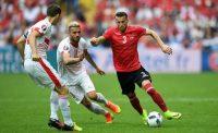 матч Албания - Швейцария