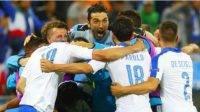 Как сыграли Бельгия и Италия?