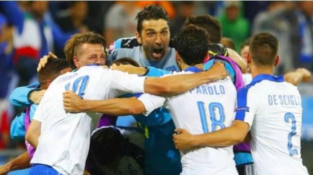 Евро-2016. Бельгия – Италия. Бельгийцы разочаровали