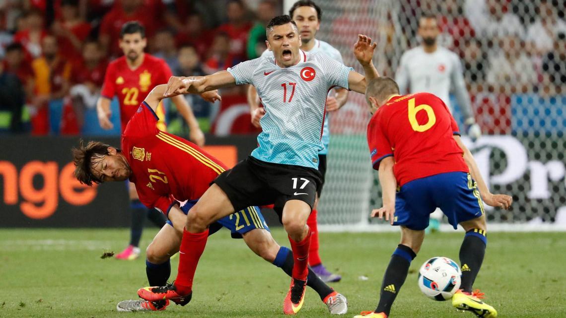 Чехия - Турция: прогноз и ставка на матч