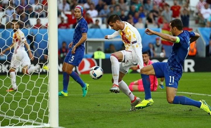 Евро-2016. Обзор матча Хорватия - Испания 21 июня
