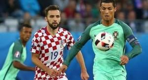 Евро-2016 Хорватия – Португалия Обманутые ожидания