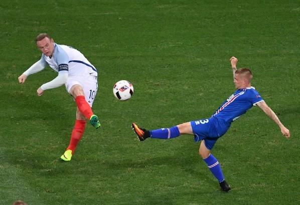 Евро-2016 Англия – Исландия, Шокирующая Исландия