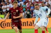 Англия - Россия 11 июня (обзор)
